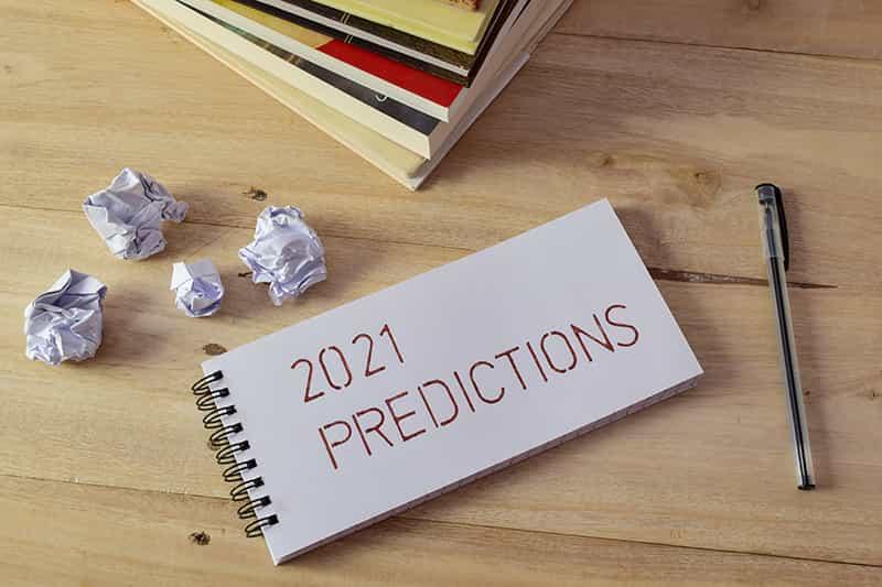 Notepad Reading 2021 Predictions